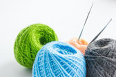 Skein Crochet — Stock Photo
