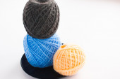 Yarn colored — Stock Photo