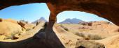 Rock Arch, Spitzkoppe, Namibia — Stock Photo