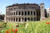 Teatro Di Marcello, Rome, Italy — Stock Photo