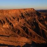 Fish River Canyon, Namibia — Stock Photo #63655823
