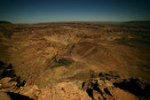 Fish River Canyon at night, Namibia — Stock fotografie
