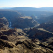Fish River Canyon, Namibia — Stock Photo #64362817