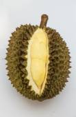 Durian the king of fruits in Thailand. — Stock Photo