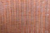 Bamboo basketry background — Stock Photo