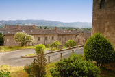 Glimpse of Gubbio — Stock Photo