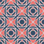 Geometric pattern. — Stock Vector