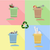 Recyling  — Stock Vector