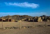 Deserto — Foto Stock