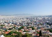 View Athens — Stockfoto