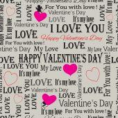Background to the Valentines Day. vintage. Set 6. Vector — Διανυσματικό Αρχείο