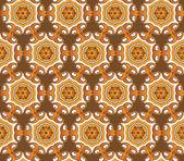 Mosaic Geometric background — Stock Vector
