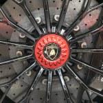 ������, ������: Lamborghini Aventador wheel detail