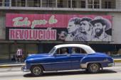 Cuban revolution — Stock Photo