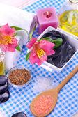 Clay for Spa treatments — Stock Photo
