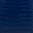Blue embossed leather texture background — Stock Photo #68725249