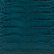 Turquoise embossed leather texture background — Stock Photo #68727761