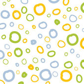 Abstract circle background vector — Stock Vector