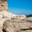 Ruins of a castle stone — Stock Photo #61194729