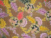 Stoffa batik — Foto Stock