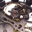 Metal clock mechanism — Stock Video #64825787