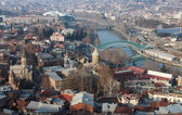 Old city of Tbilisi — Stock Photo