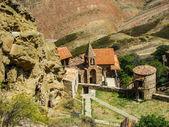 David gareja monastery complex — Stock Photo