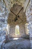 Old Jumati monastery — Stock Photo