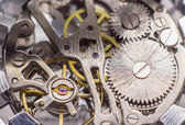 Vintage horloge mechanisme — Stockfoto