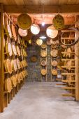 Cheese In Cellar — Stock Photo