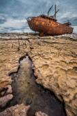 Shipwreck — Stock Photo
