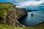 Cliffs of Moher, Ireland — Stock Photo