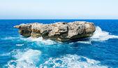 Roca mar — Foto de Stock