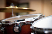 Drum detail — Stockfoto