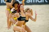 2011 Beach Volleyball World Championship - Rome, Italy — Stock Photo