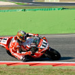 Постер, плакат: ROME ITALY SEPTEMBER 30 2007 Superbike championship Vallelu