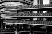 Parque de bicicletas — Foto de Stock