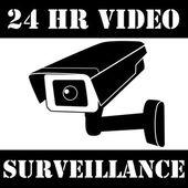 Камера наблюдения — Cтоковый вектор