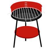 Barbeceu гриль — Cтоковый вектор