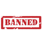 banned stamp stock photos - photo #19