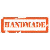 Handmade stamp — Stock Vector