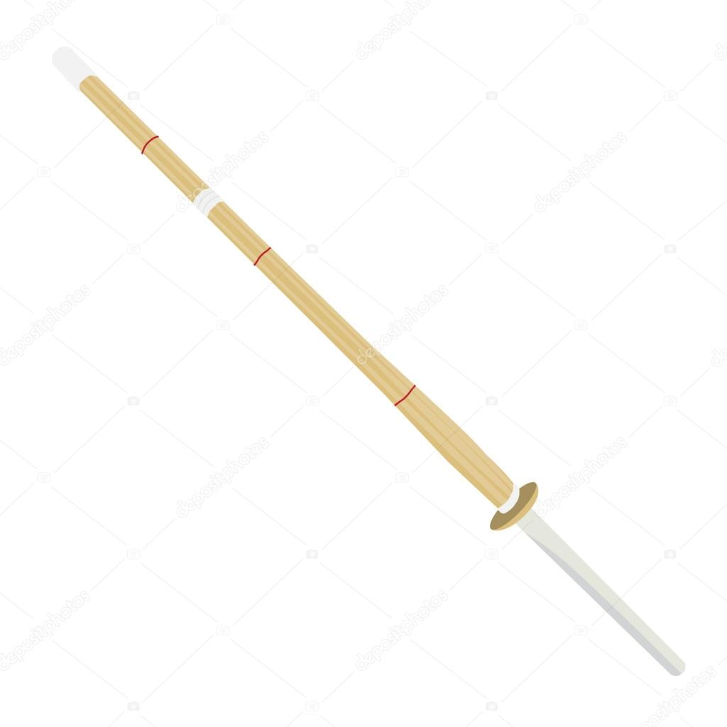 Бамбуковый меч своими руками
