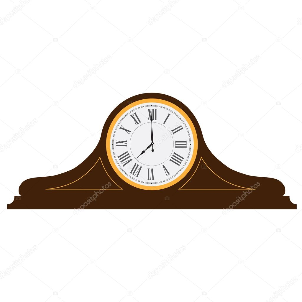 Reloj de mesa archivo im genes vectoriales for Reloj digital de mesa