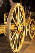 Historic Wells Fargo carriage in downtown Phoenix, AZ — Stock Photo