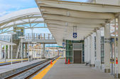 Union Station in Denver Colorado — Stock Photo