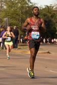 Хьюстон 2015 марафонцев — Стоковое фото