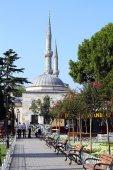 Istanbul'da sokak — Stok fotoğraf