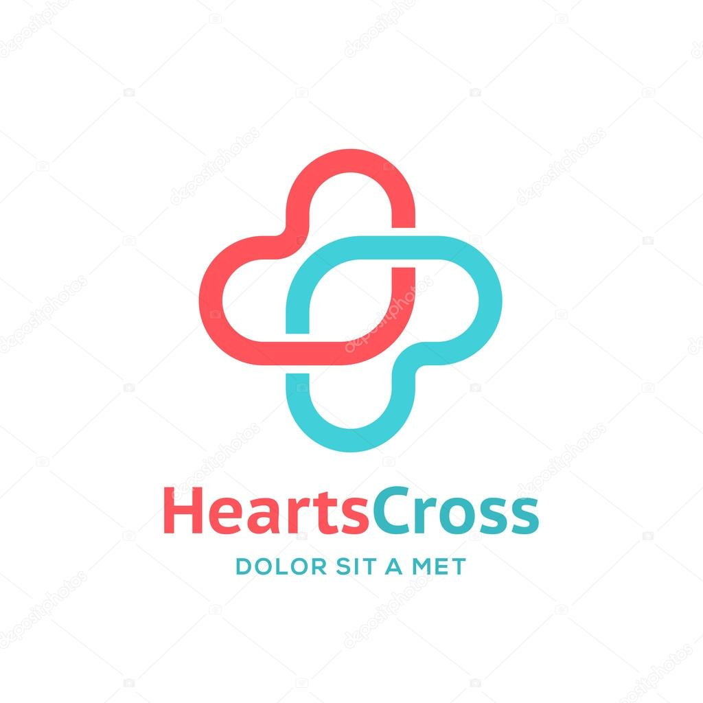 50 Creative Cross Logo Designs for Inspiration  Hative