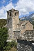 Church in a mountain village — ストック写真