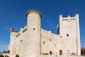 Castle Torija, Guadalajara, Spain — Stock Photo